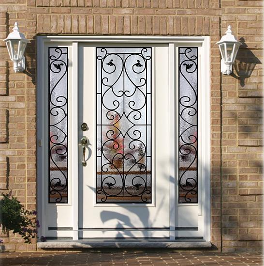 Vaglasshouse Door Inserts